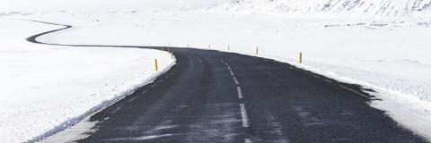 DGT Código color estado carretera con nieve