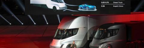 Aerodinámica en los camiones