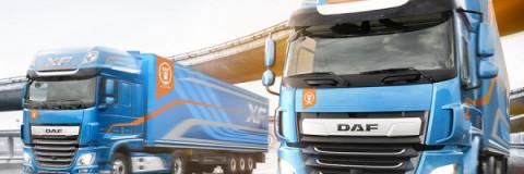 "Camiones DAF premiado ""International Truck of the Year"" 2018"