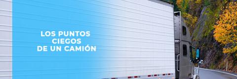 Los puntos ciegos o ángulos muertos del camión