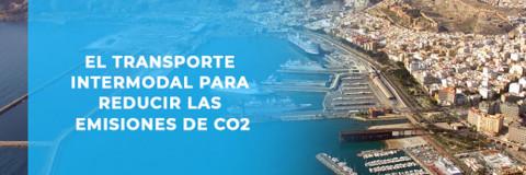 El transporte intermodal para reducir las emisiones de CO2