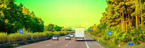 Conducir en plena ola de calor