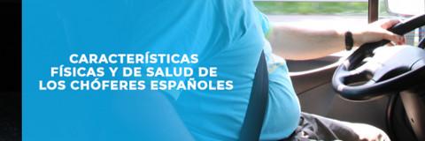 Características físicas y de salud de los chóferes españoles