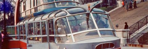 Autobuses con historia: el Citroën U55 Cityrama Currus