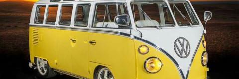 Volkswagen T1, la furgoneta que marcó una época