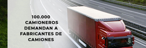 Demanda Colectiva a Fabricantes de Camiones