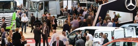 The Commercial Vehicle Show Birmingham 2018