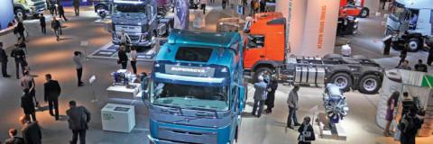 Feria de Camiones y Vehículos Comerciales COMTRANS Moscú 2019
