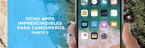 Ocho apps imprescindibles para camioneros (parte I)