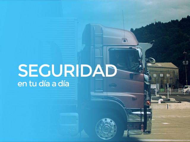 Seguridad para el día a día de un/a transportista