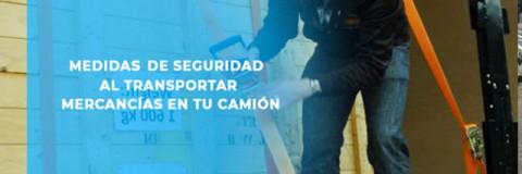 CONSEJOS DE SEGURIDAD AL TRASLADAR MERCANCÍAS EN UN VEHÍCULO DE CARGA