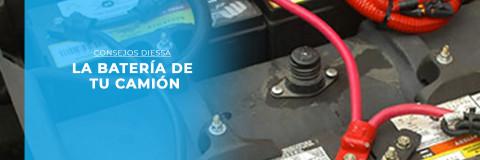 Diessa Consejos: La batería de tu camión