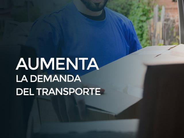 Aumenta la demanda para las empresas del transporte