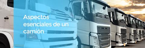 Aspectos esenciales de un camión nuevo