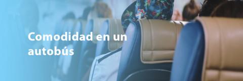 Cómo asegurar la comodidad de los pasajeros en un autobús