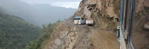 La carretera más peligrosa del mundo