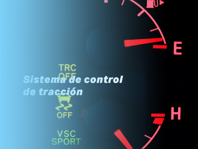 Sistema de control de tracción