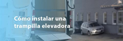 Cómo instalar una trampilla elevadora en tu furgoneta