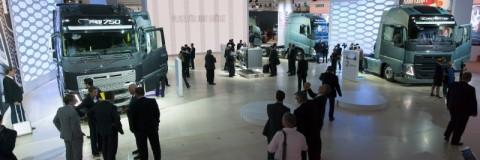 IAA Feria de Vehículos Comerciales de Hannover 2018