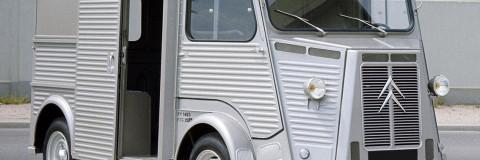 Citroën H, la furgoneta que hizo historia