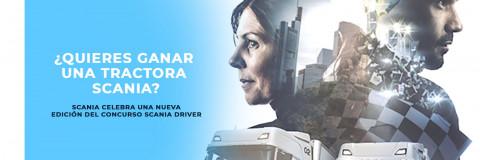 Scania celebra una nueva edición del concurso Scania Driver 2018 - 2019