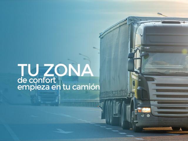 Haz de tu camión, tu zona de confort