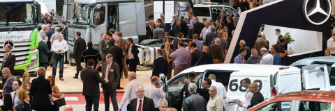 The Commercial Vehicle Show Birmingham 2018